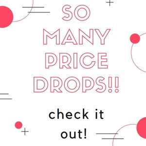 Prices Dropped! Take a Look!!!